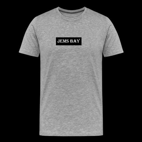 JEMS BAY - Men's Premium T-Shirt