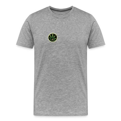 cannabis-vue-densemble - T-shirt Premium Homme