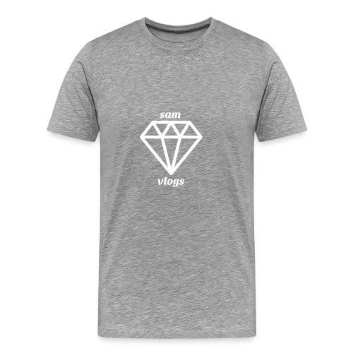 diamond logo - Men's Premium T-Shirt