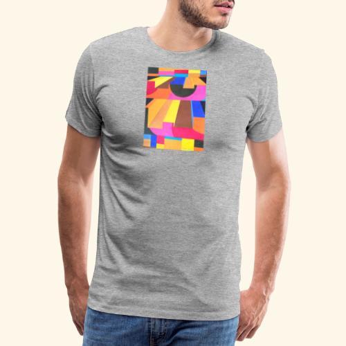 Z003A - Camiseta premium hombre