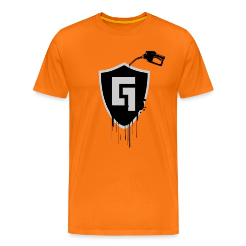 GFM fuel dripping - Men's Premium T-Shirt