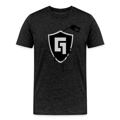 GFM fuel dripping - Men's Premium T-Shirt