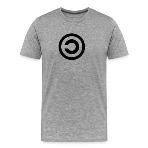 Copyleft, copy left, All rites reversed ! - Männer Premium T-Shirt