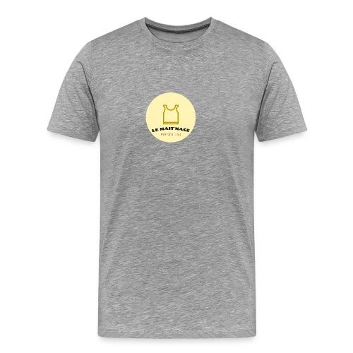 le Mait'Nage prend l'eau - T-shirt Premium Homme