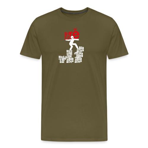 direbla - Maglietta Premium da uomo