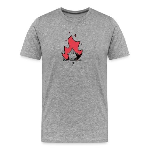 Lit House - T-shirt Premium Homme
