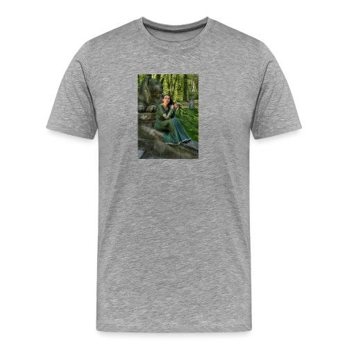 Stone Guardian - Koszulka męska Premium