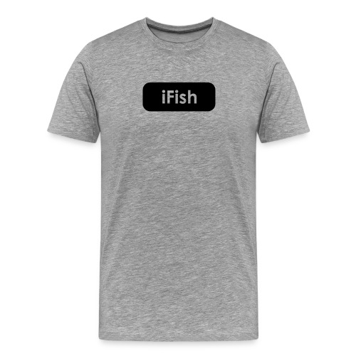 iFish - Men's Premium T-Shirt