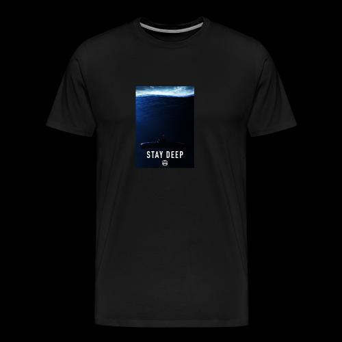 Stay Deep T-shirt - Maglietta Premium da uomo