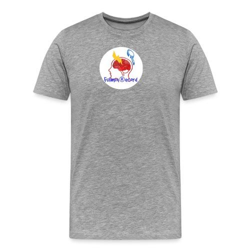 Fulmin Record - Maglietta Premium da uomo