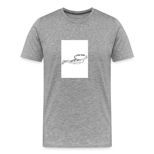 feel free - Männer Premium T-Shirt