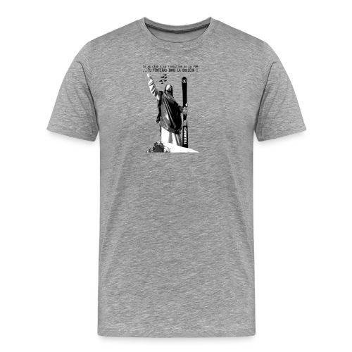 2017 Jesus Telemark - T-shirt Premium Homme