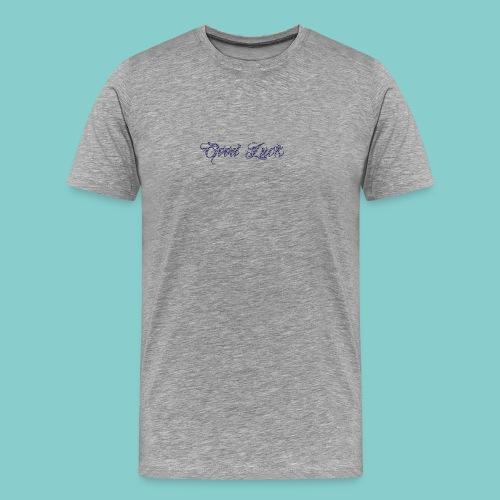 Good Luck 9 - Männer Premium T-Shirt