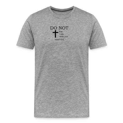 'DO NOT' t-shirt - Men's Premium T-Shirt