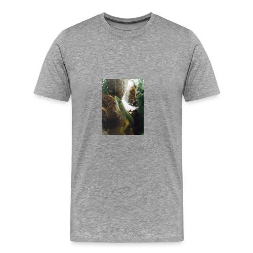 14EBC4BE EEB8 412B B316 C343047450B1 - Männer Premium T-Shirt