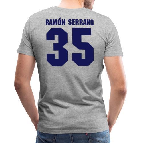 Ramon Serrano (fronte n. 3) - Maglietta Premium da uomo