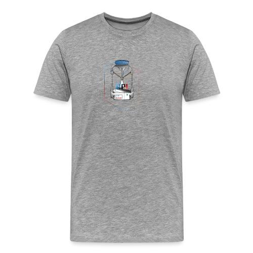New Logo CPI - T-shirt Premium Homme
