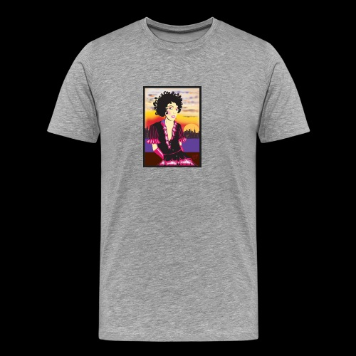 Lil Curl - Men's Premium T-Shirt