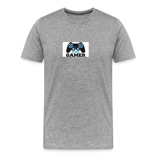 Pro-Gamer-Post-w644h362 - Men's Premium T-Shirt