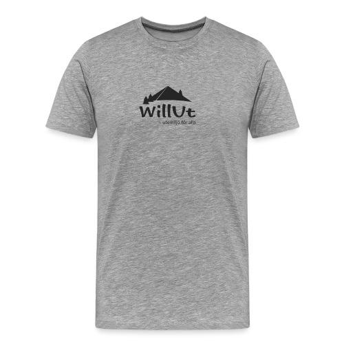 Friluftsliv - Premium-T-shirt herr