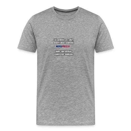 nordpresse - T-shirt Premium Homme