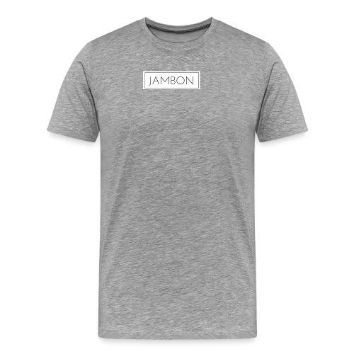 JAMBON - T-shirt Premium Homme