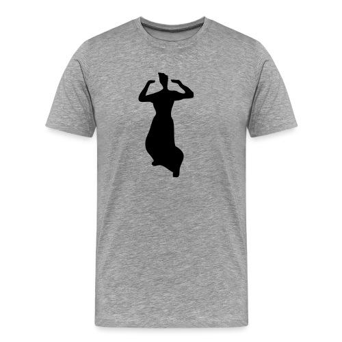 Eurythmist Figur - Männer Premium T-Shirt