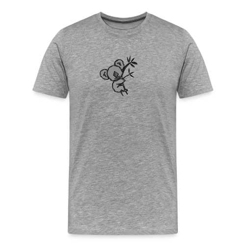 Konus Love - Premium T-skjorte for menn