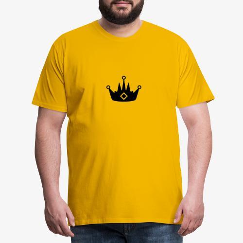 CORONA DELL'ABBIGLIAMENTO - Maglietta Premium da uomo