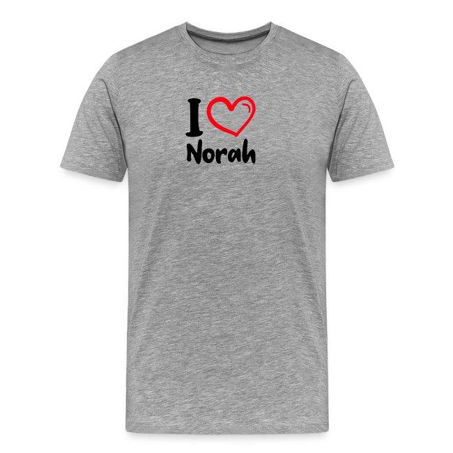 I LOVE NORAH