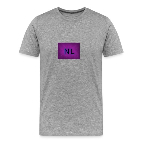 Snyggt marke - Premium-T-shirt herr