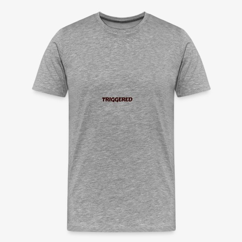 Triggered Design - Men's Premium T-Shirt
