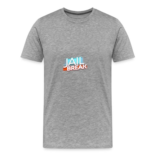 jail break - Premium T-skjorte for menn