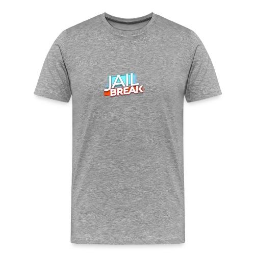 jail break - Premium T-skjorte for menn