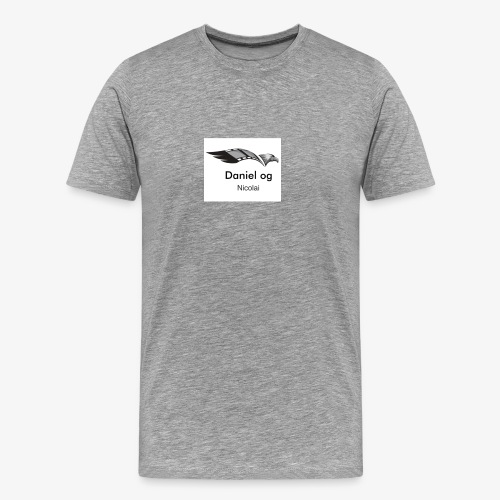 DanielogNicolai - Premium T-skjorte for menn