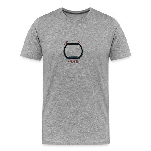 Red Dot Apparel logo - Men's Premium T-Shirt
