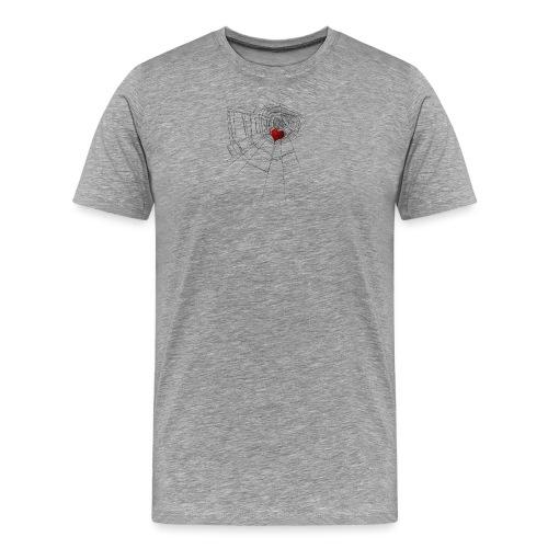 trappola_del_cuore - Maglietta Premium da uomo