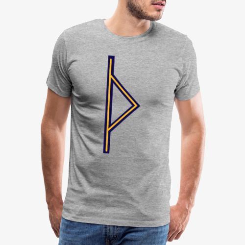 Rune Thurisaz - Männer Premium T-Shirt