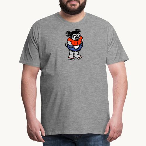 Queen Kong - Männer Premium T-Shirt
