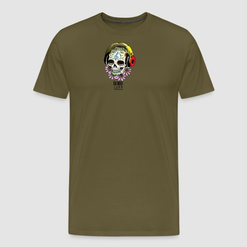 smiling_skull - Men's Premium T-Shirt