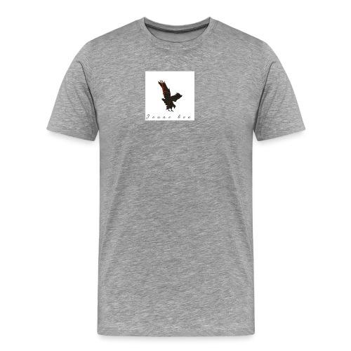 Jeune ben eagles lave - T-shirt Premium Homme