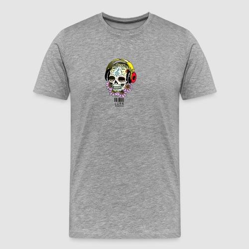 smiling_skull - Men's Premium T-Shirt