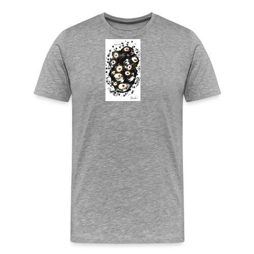 Super Eyes - Camiseta premium hombre