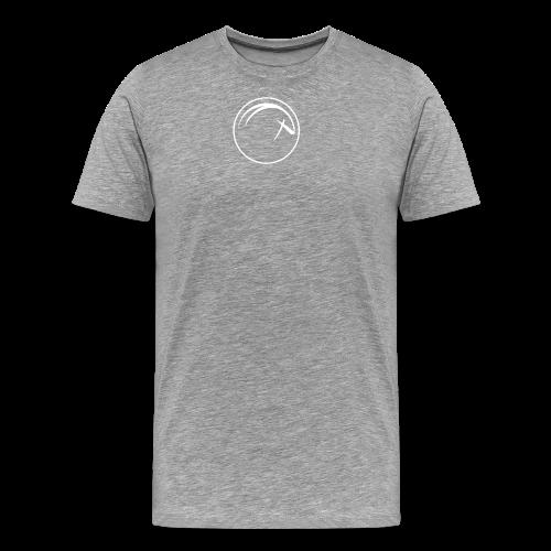 Ocean Oryx Bianco - Maglietta Premium da uomo