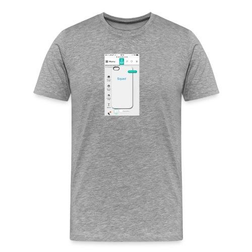 Squad iPhone case - Men's Premium T-Shirt