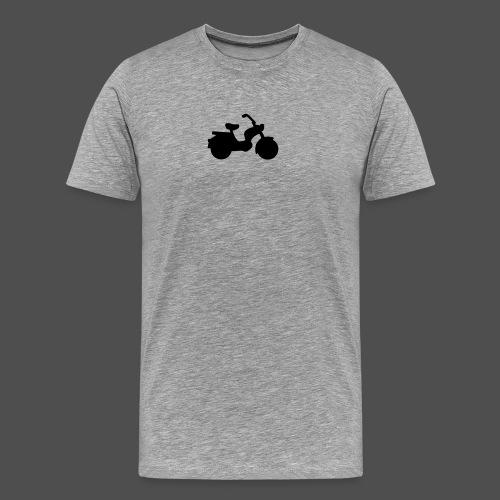 Mofa 9MO11 - Koszulka męska Premium