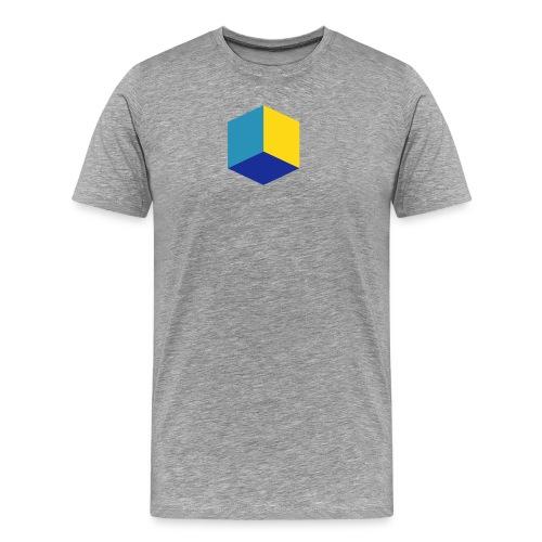 cube200901 - Männer Premium T-Shirt