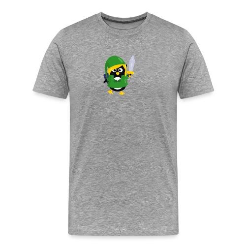 Pingouin Link - T-shirt Premium Homme