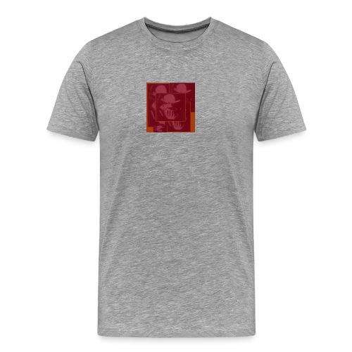 ROSTRO ROCK - Camiseta premium hombre