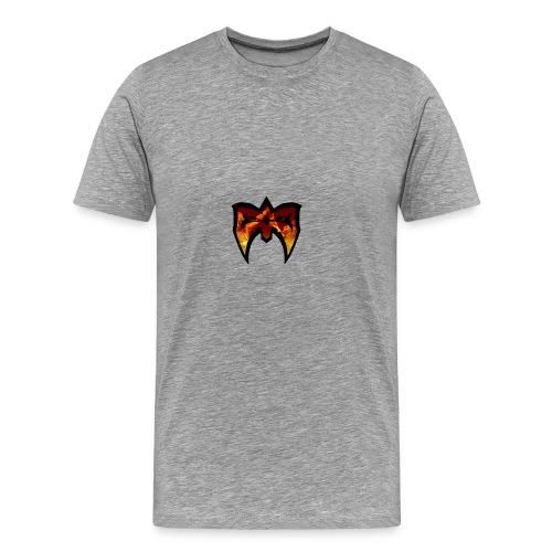 Warrior logo - Men's Premium T-Shirt
